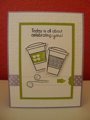 Cupcakes Cards And Kim Happy Birthday Joyce Blog Hop