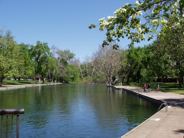 historic american landscapes survey bidwell park chico