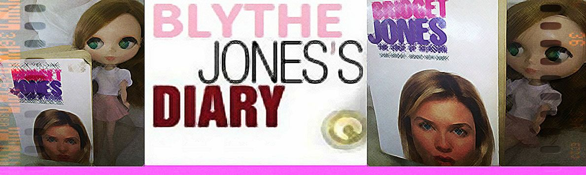 Blythe Jones's Diary