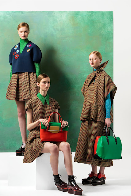 delpozo pre-fall 2016 cookbook :: cool chic style fashion