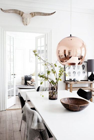 Interiors | tom dixon pendant lights - Cool Chic Style Fashion