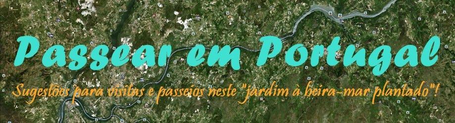 Passear em Portugal