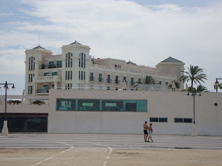 Beautiful Hotel photo - El Cabanyal Beach - Valencia - Spain