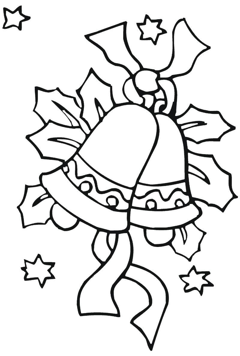 Imagenes de navidad para colorear e imprimir gratis - Dibujos de navidad para colorear gratis ...