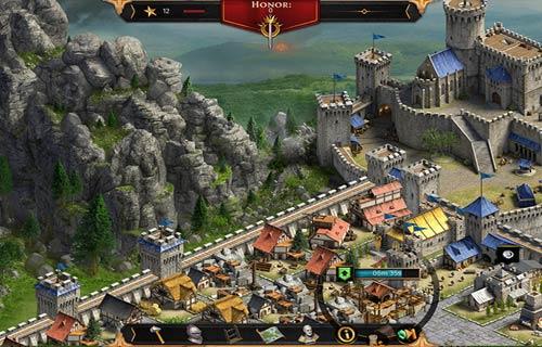 تحميل لعبة الحرب اساطير الشرف Legends of Honor اون لاين مجانا