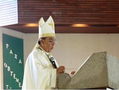 DEL MENSAJE DE NUESTRO SR. OBISPO - DEL DOMINGO 14 DE SEPTIEMBE DE 2014