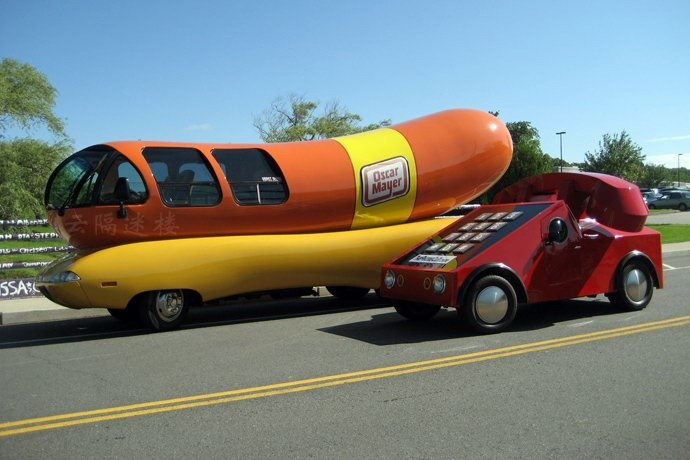 """Honestly officer! I saw a weiner racing a telephone on the highway! NO! I'm not drunk!"""