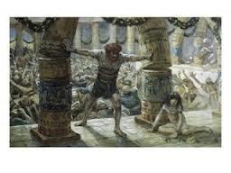 Samson in Calumny Chappel
