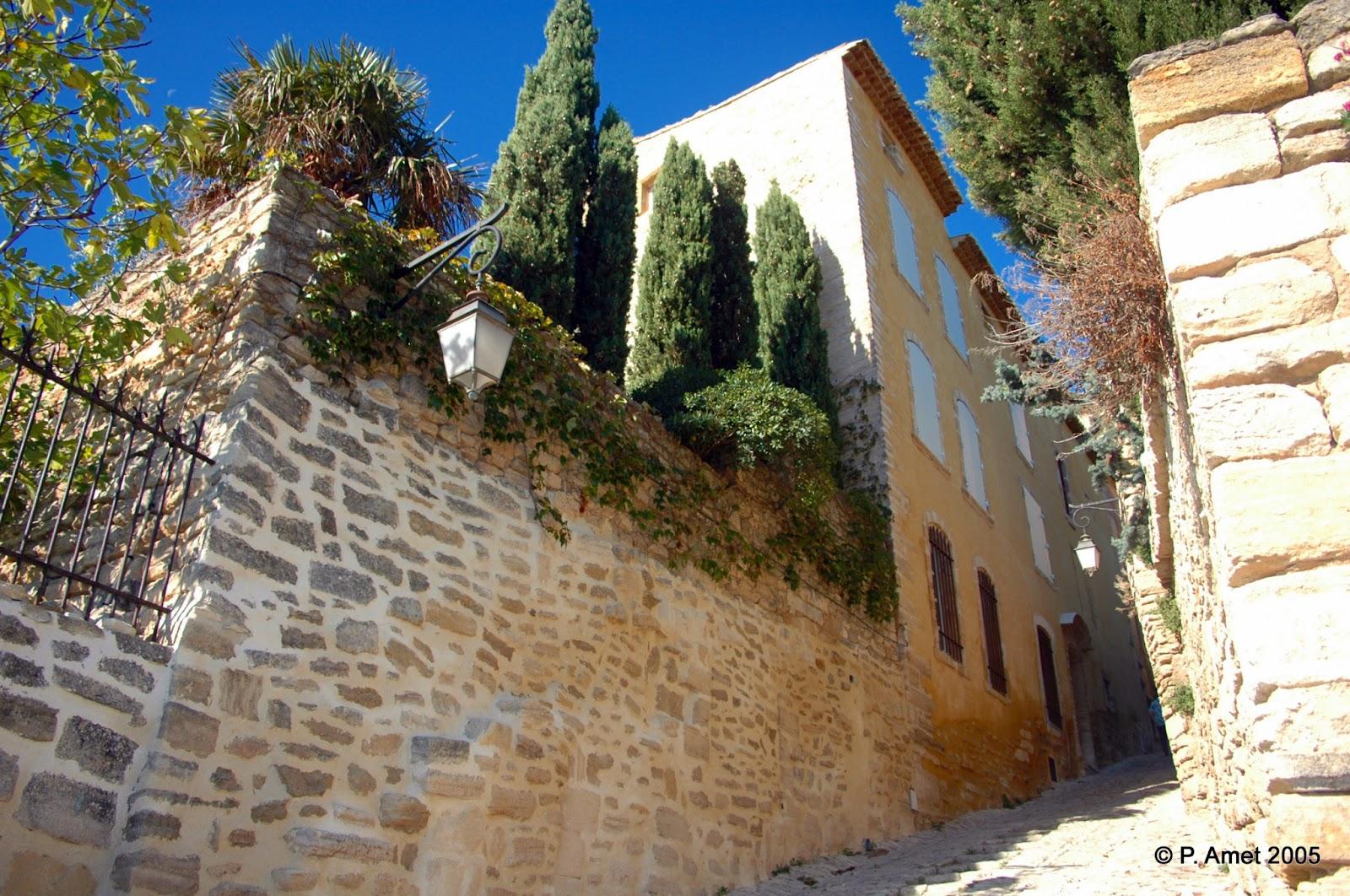 "Patrick ""Le Thorois"": Gordes, Luberon, Provence, Vancluse ..."