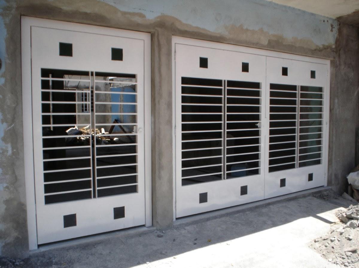 Handywoman ama de casa rejas ornamentales - Rejas de casas modernas ...