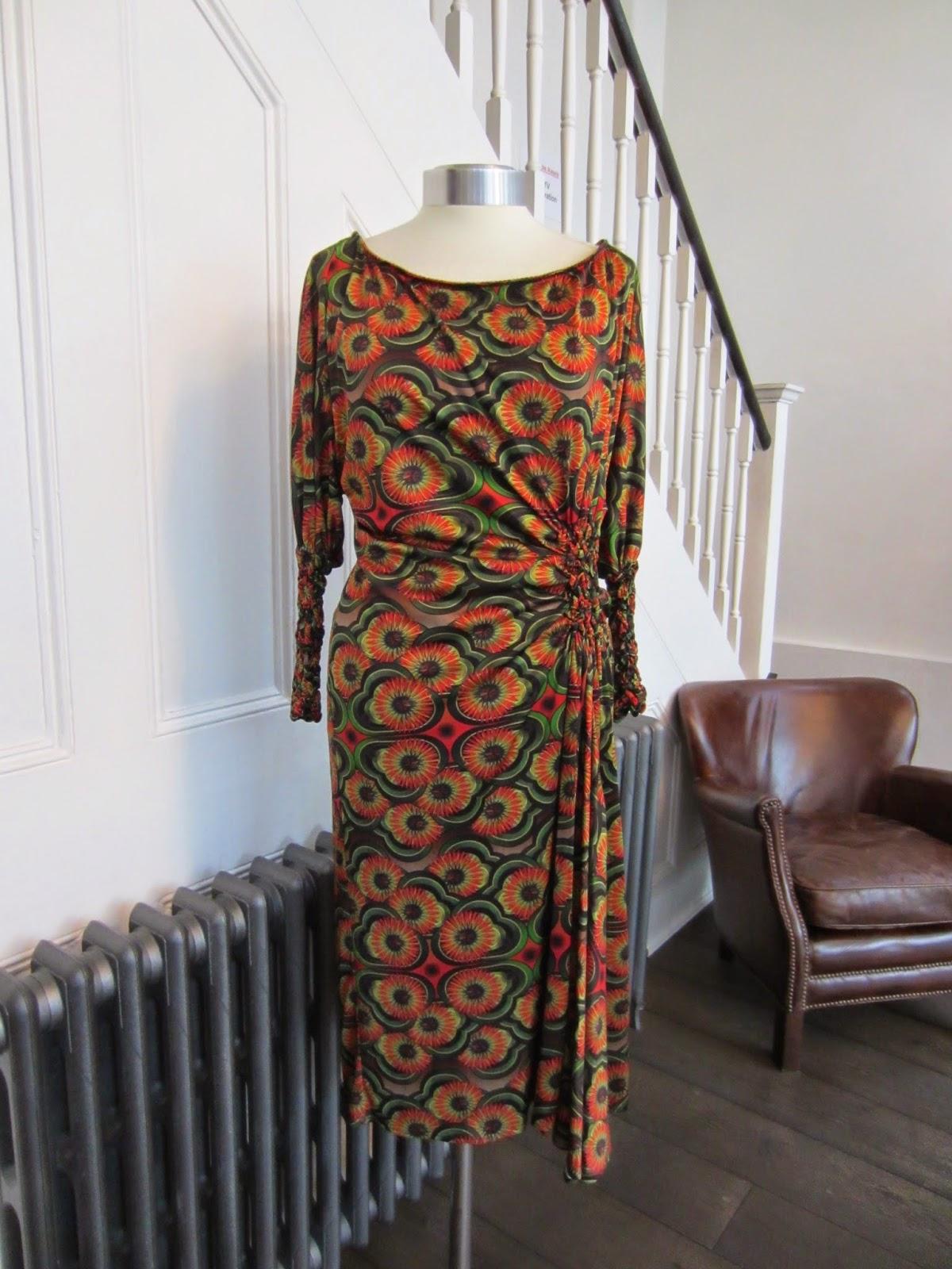 Sarah Arnett Floral Print Dress