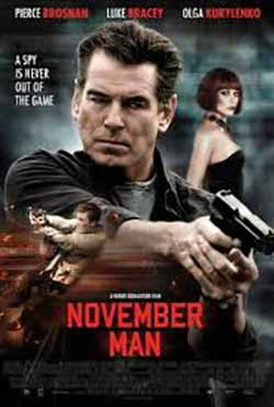 The November Man 2014 Hindi Dubbed ENG BluRay 480p