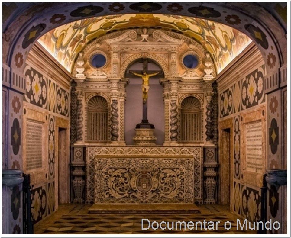 Capela dos Lencastres; Convento de São Pedro de Alcântara