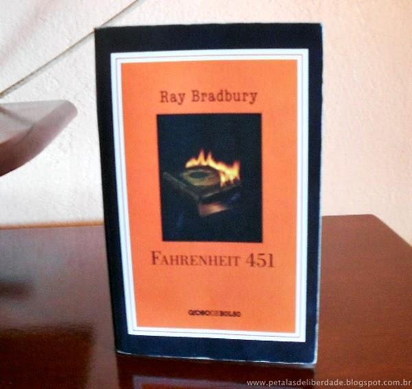 Fahrenheit 451, Ray Bradbury, livro, capa, sinopse, onde comprar
