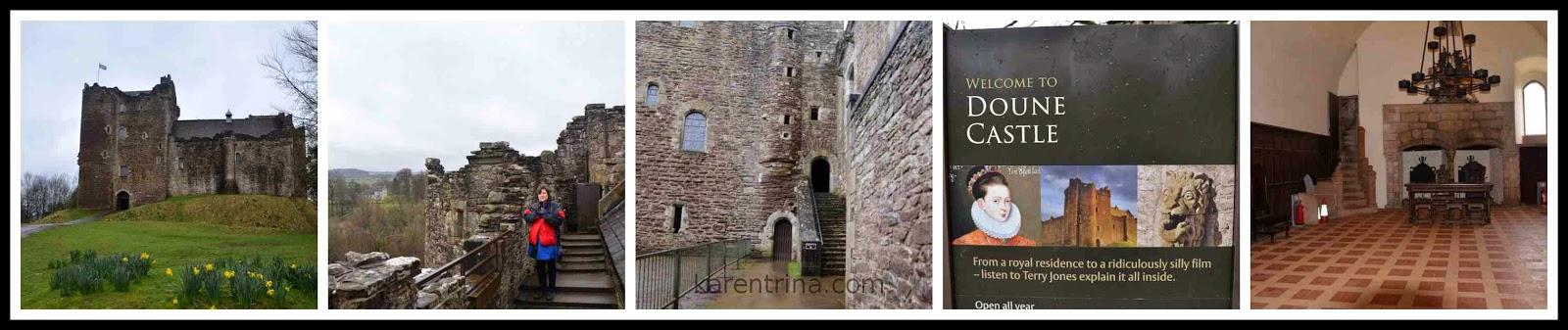 Dounne Castle