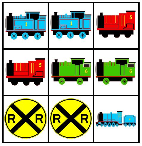 Printable Train Pictures
