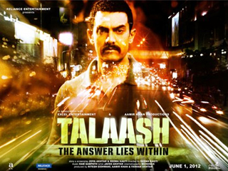 Muskaanein Jhooti Hain Lyrics - Talaash Movie