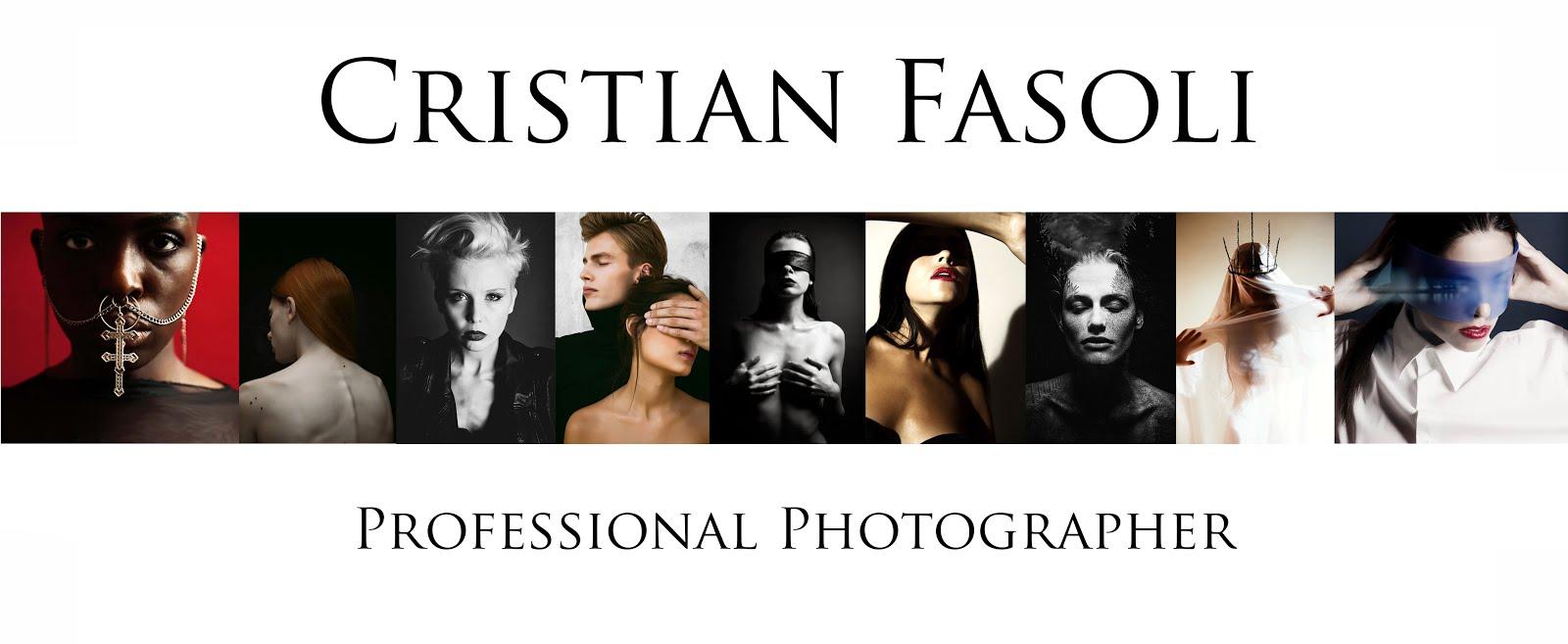 Cristian Fasoli fotografo Professionista
