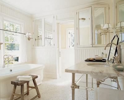 Cottage Bathroom~inspirations