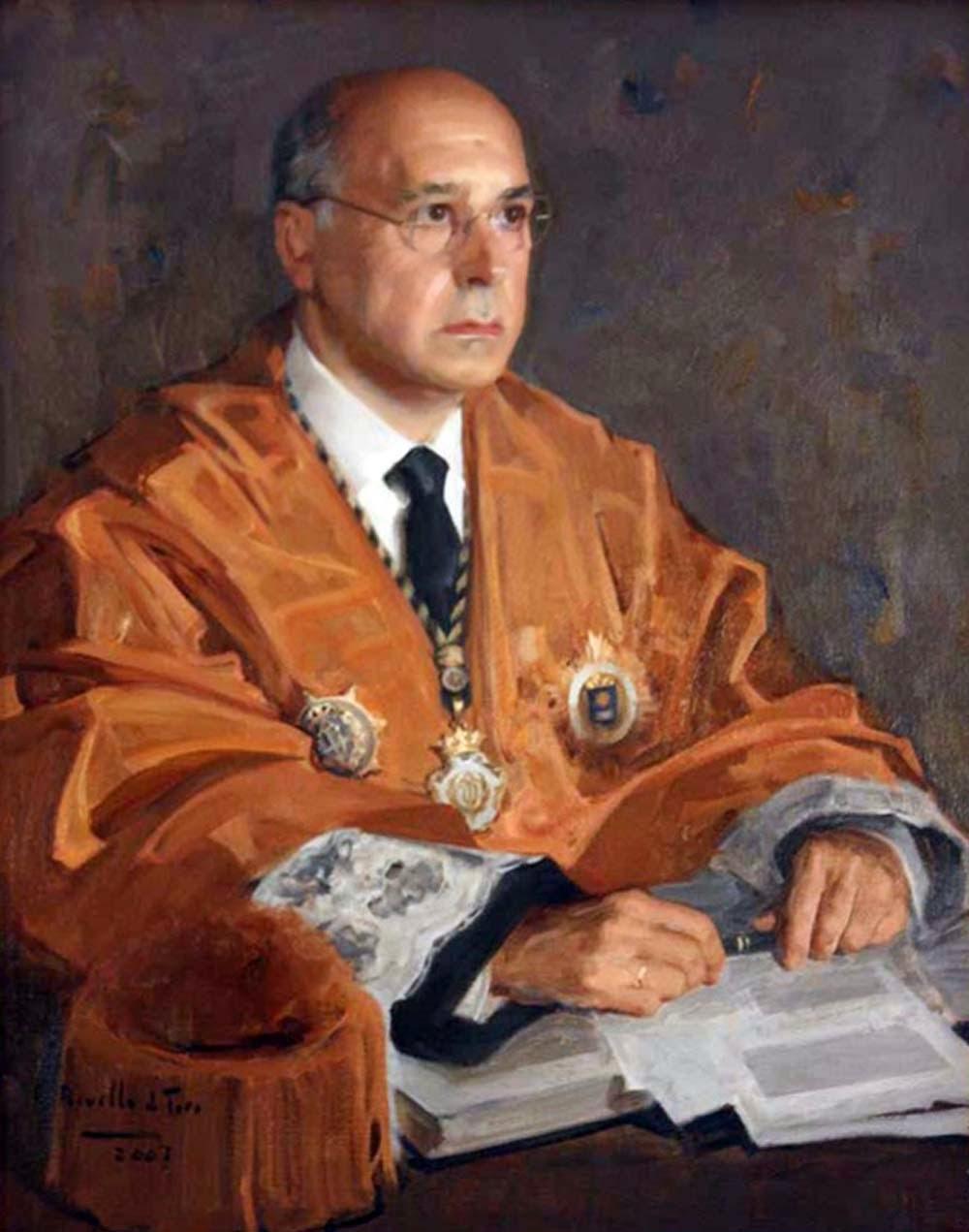 Félix Revello de Toro, Carlos Vera Álvarez