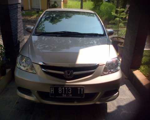 jual honda city 2007