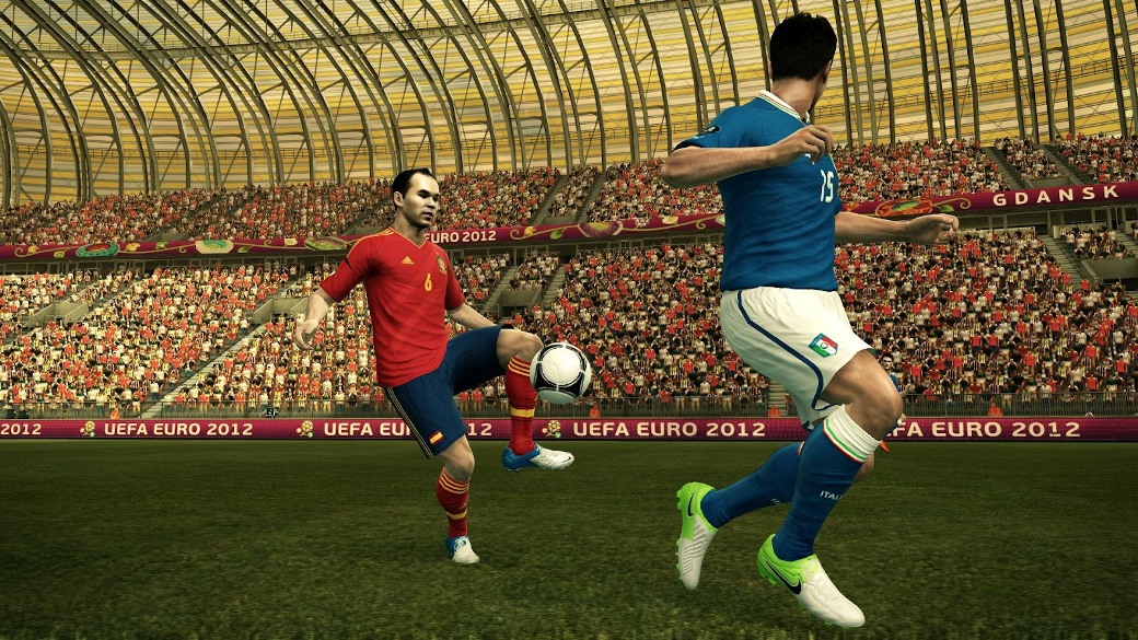 Update Euro 2012 Pes 6 Patch Phoenix 12 PES EVO 6