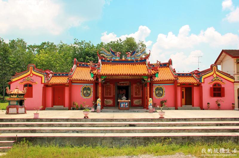 Chinese Temples at Bukit Mertajam and Butterworth