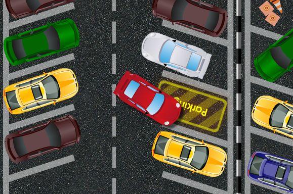Araba Park Ustası Oyunu