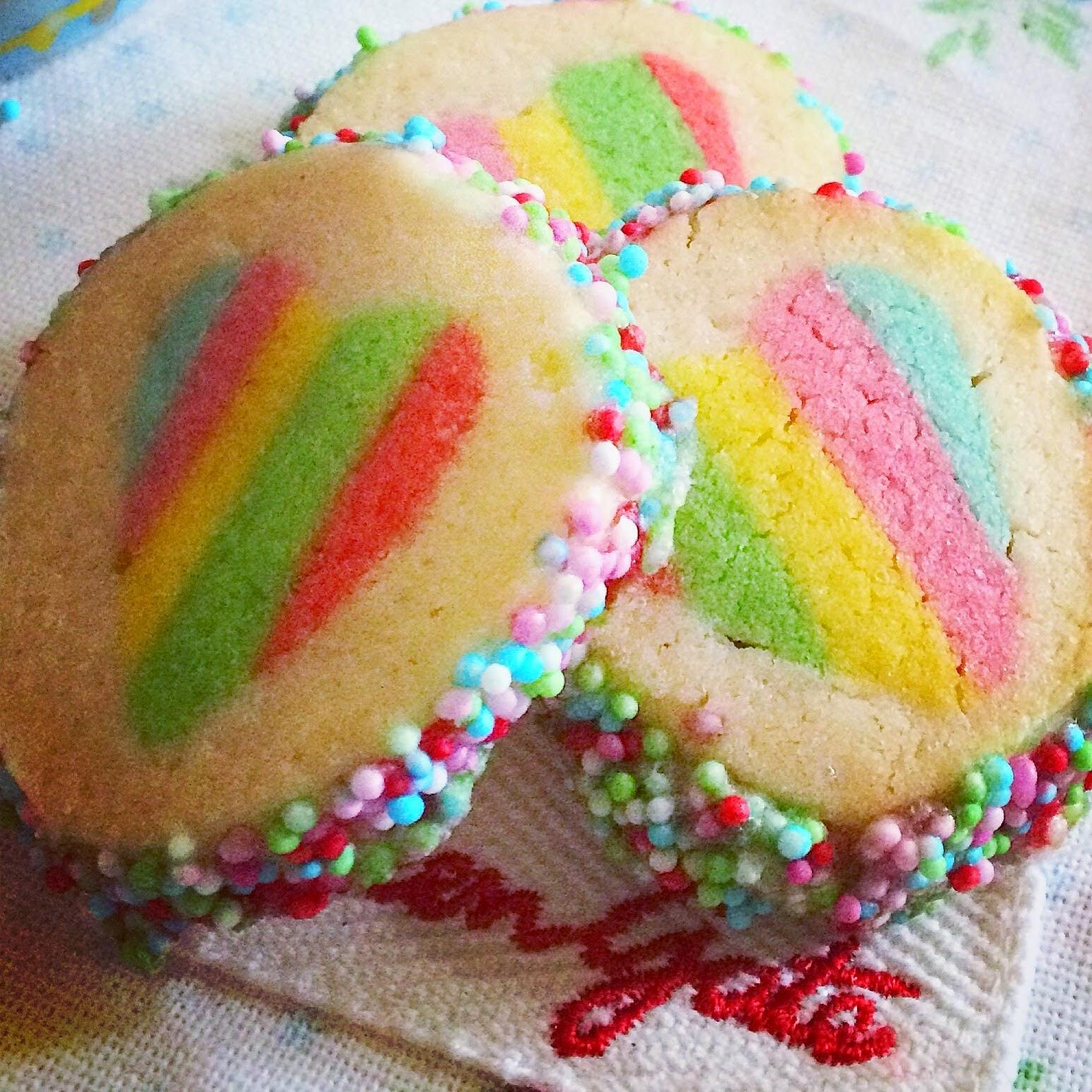 galletas colores