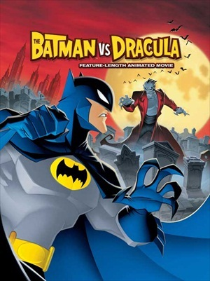 The Batman vs Dracula 2005 HDRip Download