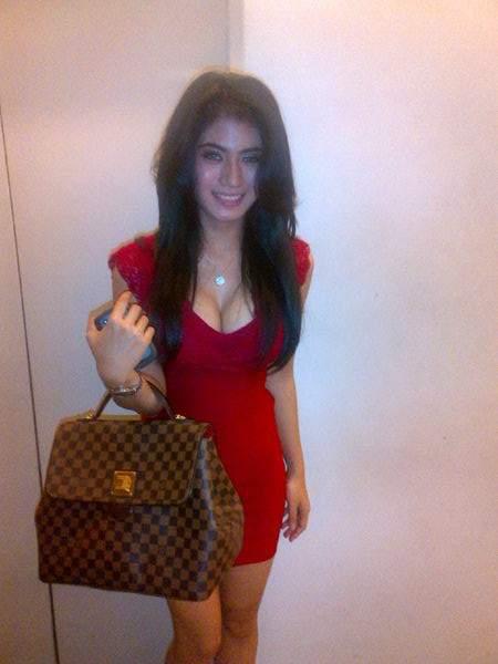 Foto gambar Lina Marlina hot panas bugil telanjang ngentot tanpa ...