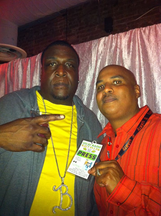 The Big Homie B~Legit & DJ FlashBack