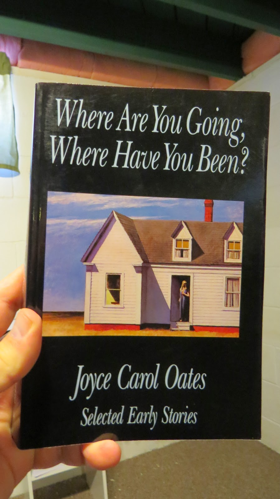 short story and joyce carol oates Since the year 2000, the fiction of joyce carol oates has been as varied,  and  this list does not take into account the plays, short stories, poems, essays, and.