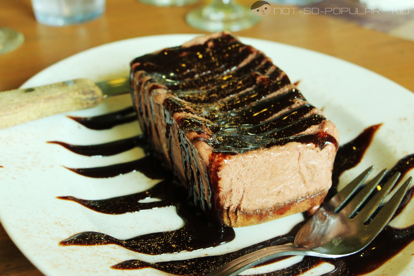 Mississippi Mud Pie: Oozing with Delight