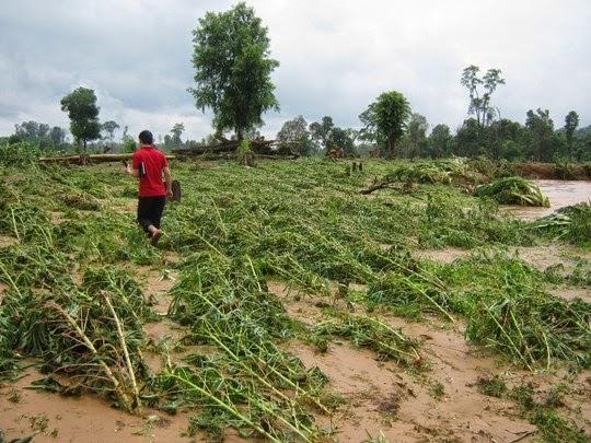 Gia Lai: Vụ vỡ thủy điện Ia Krel 2 - Dân ngóng tiền đền bù