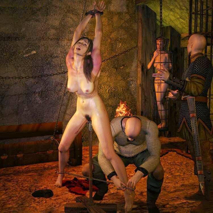 фото эротической казни