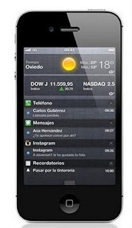 Apple reconoce problemas en la batería del iPhone 4S