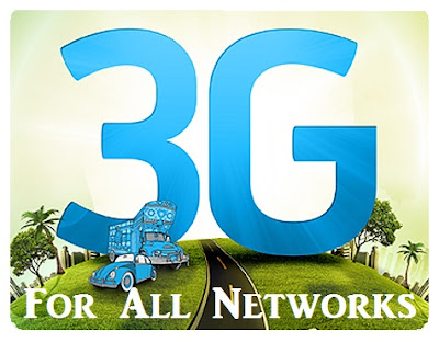 All Mobile Network 3G Activation and their Rates