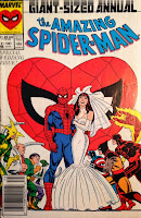 Amazing Spider-Man Annual #21 comic