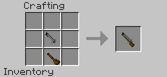Balkons Weapons Mod craftings
