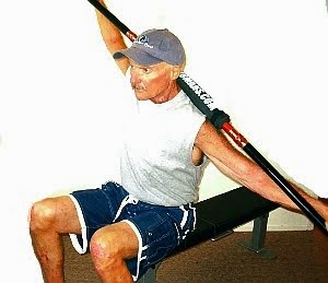Stick Exercises Burn Fat Fast!