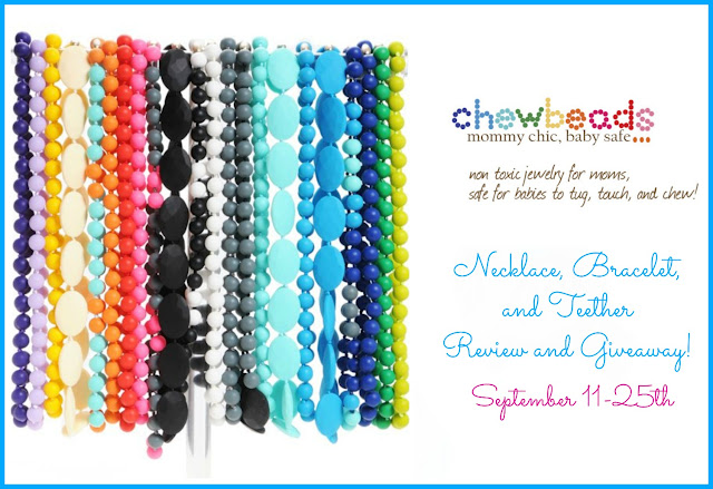 Chewbeads Review and Giveaway! #FALLingForBaby