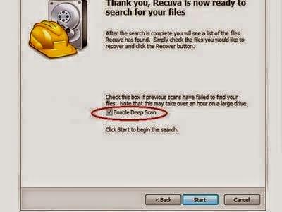 Kembalikan File Hilang Android