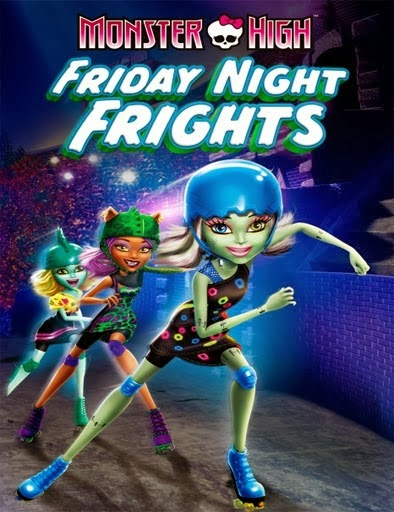 Monster High: Friday Night Frights (2013) Online