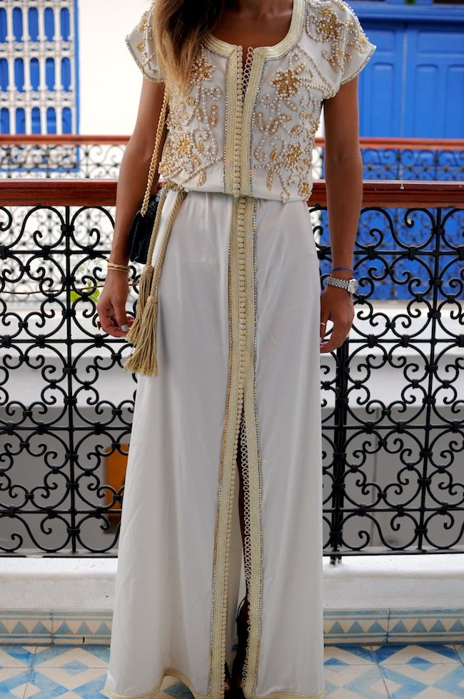 Latest royal pearl maxi dress fashion