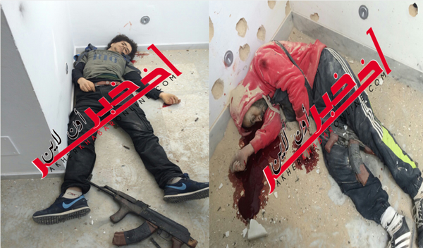 #TUNISIE les 2 jihadistes tués dans l'attaque du musée #Bardo se nomment Jabir al-Khashnawi et Yassin al-Abidi