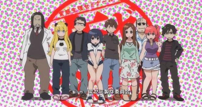 Hen Zemi 13/13 + OVAS 2/2 Sin Censura