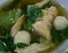 Resep praktis (mudah) tahu kok spesial (istimewa) khas Bangka Belitung enak, lezat