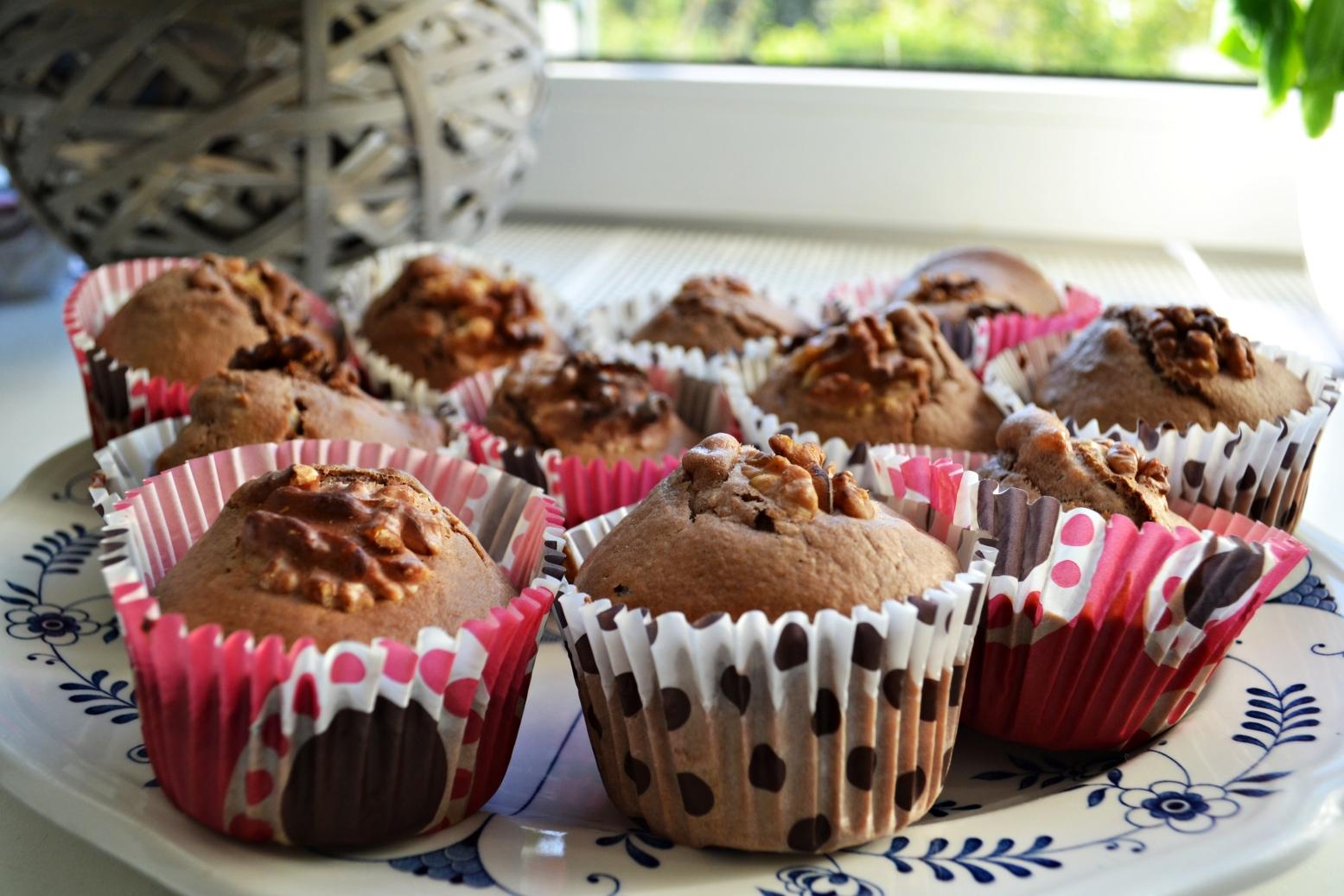 veg mag vegane muffins grundrezept. Black Bedroom Furniture Sets. Home Design Ideas