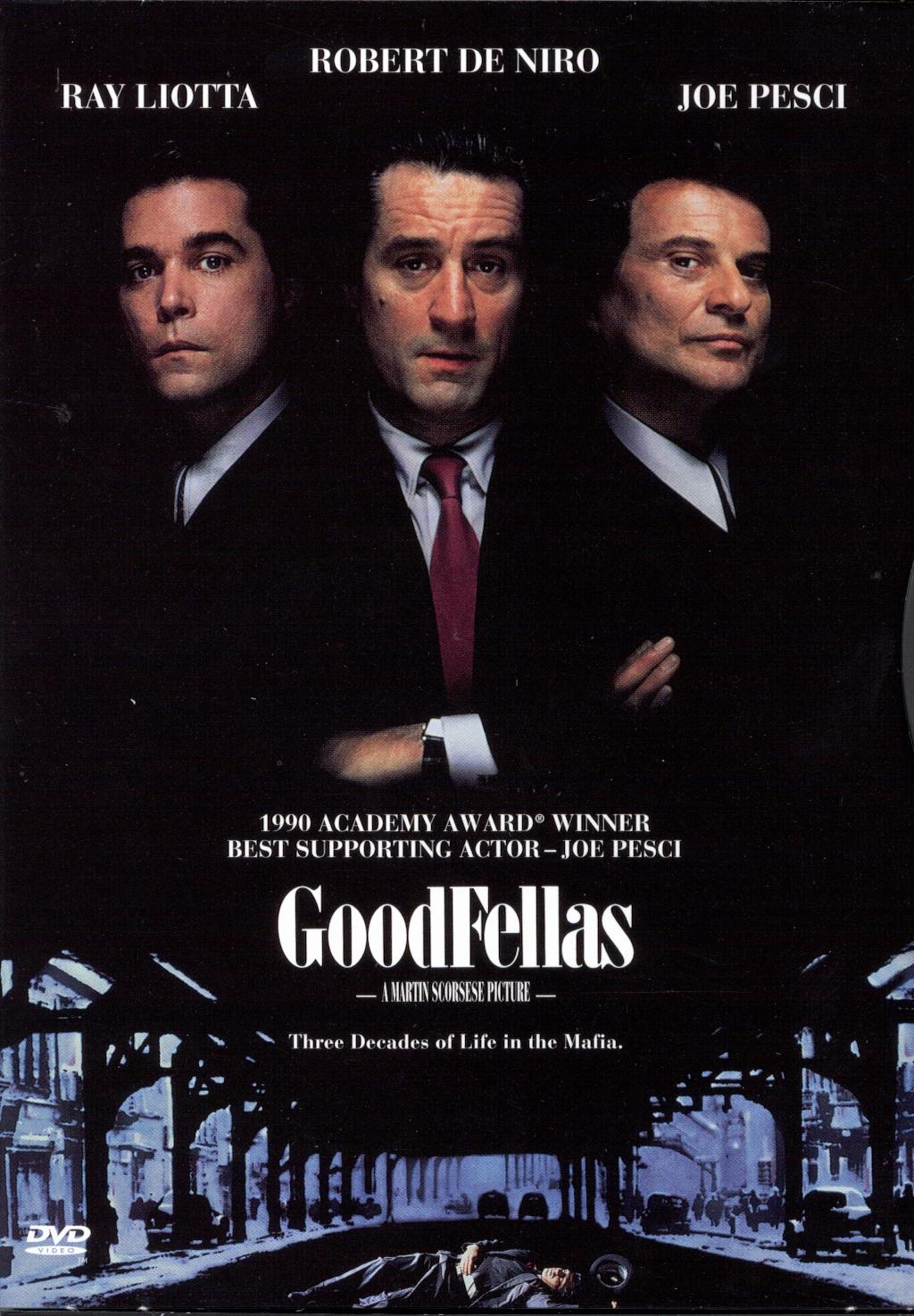 The Godfather Godfellas Sopranos Ring